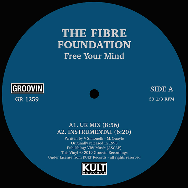 Fibre Foundation/FREE YOUR MIND 12""
