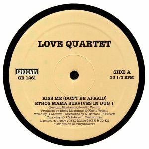 Love Quartet/KISS ME 12""