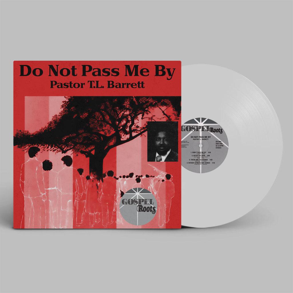 Pastor T.L. Barrett/DO NOT... (WHITE) LP