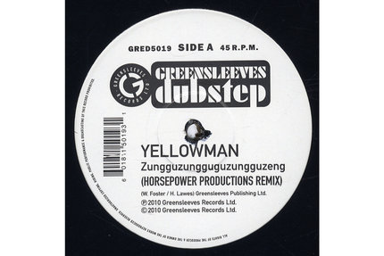 Yellowman/ZUNGGUZUNG (HORSEPOWER RX) 12""