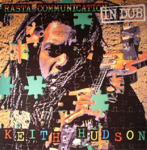 Keith Hudson/RASTA COMMUNICATION DUB LP