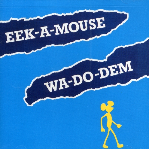 Eek-A-Mouse/WAH DO DEM LP