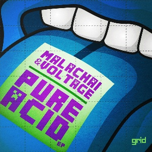 Malachai & Voltage/PURE ACID EP D12""