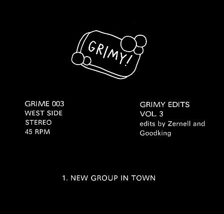 Various/GRIMY EDITS VOL. 3  12""