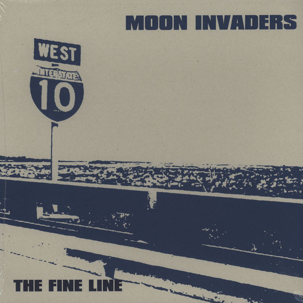 Moon Invaders/THE FINE LINE CD