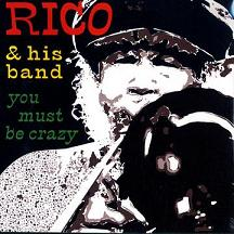 Rico Rodriguez/YOU MUST BE CRAZY  LP