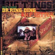 Dr. Ring Ding & H.P. Setter/BIG TINGS LP