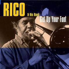 Rico Rodriguez/GET UP YOUR FOOT LP