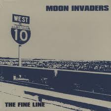 Moon Invaders/THE FINE LINE LP