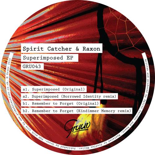 """Spirit Catcher/SUPERIMPOSED EP 12"""""""
