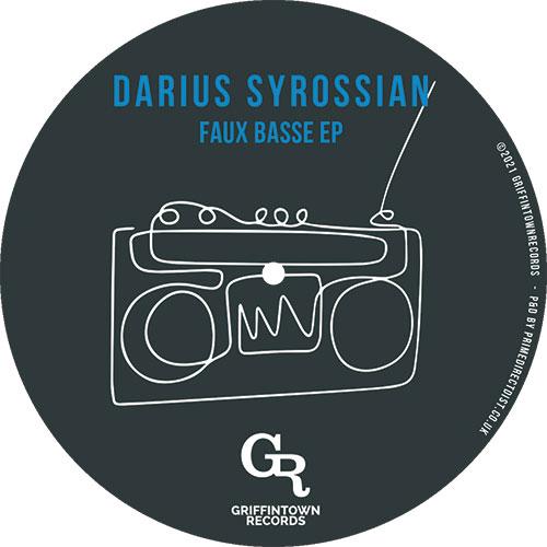 "Darius Syrossian/FAUX BASSE EP 12"""