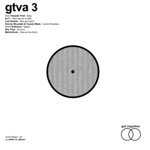 Various/GET TOGETHER VOL. 3 LP