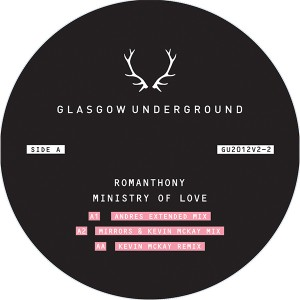 Romanthony/MINISTRY OF LOVE V2 SE 12""