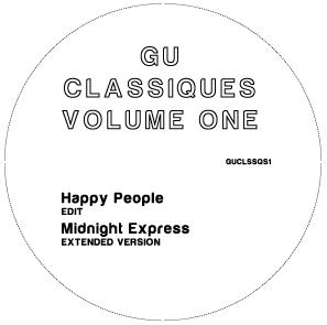 "Glenn Underground/CLASSIQUES VOL. 1 12"""