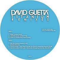 """David Guetta & Sia/TITANIUM 12"""""""