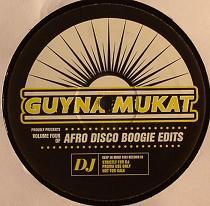 "Afro Disco Boogie Edits/EP VOLUME 4 12"""
