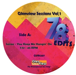 78 Edits/GLENVIEW SESSIONS VOL. 1 12""