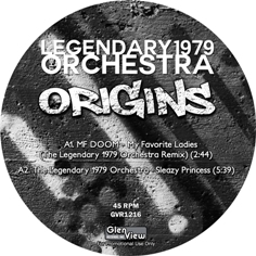 Legendary 1979 Orch/ORIGINS 12""