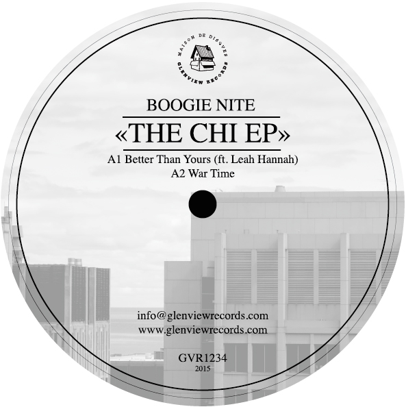 Boogie Nite/THE CHI EP 12""