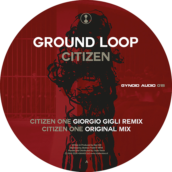 Ground Loop/CITIZEN EP 12""