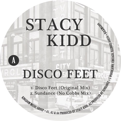 Stacy Kidd/DISCO FEET-SUNDANCE REMIX 12""
