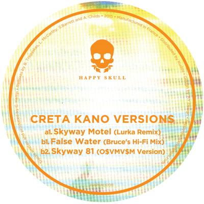 """Creta Kano/VERSIONS 12"""""""