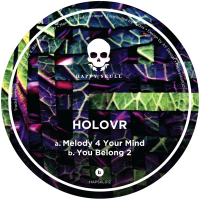 Holovr/MELODY 4 YOUR MIND 12""