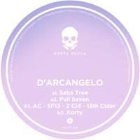 "D'Arcangelo/SABA TREE 12"""