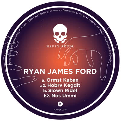 Ryan James Ford/ORMST KABAN 12""