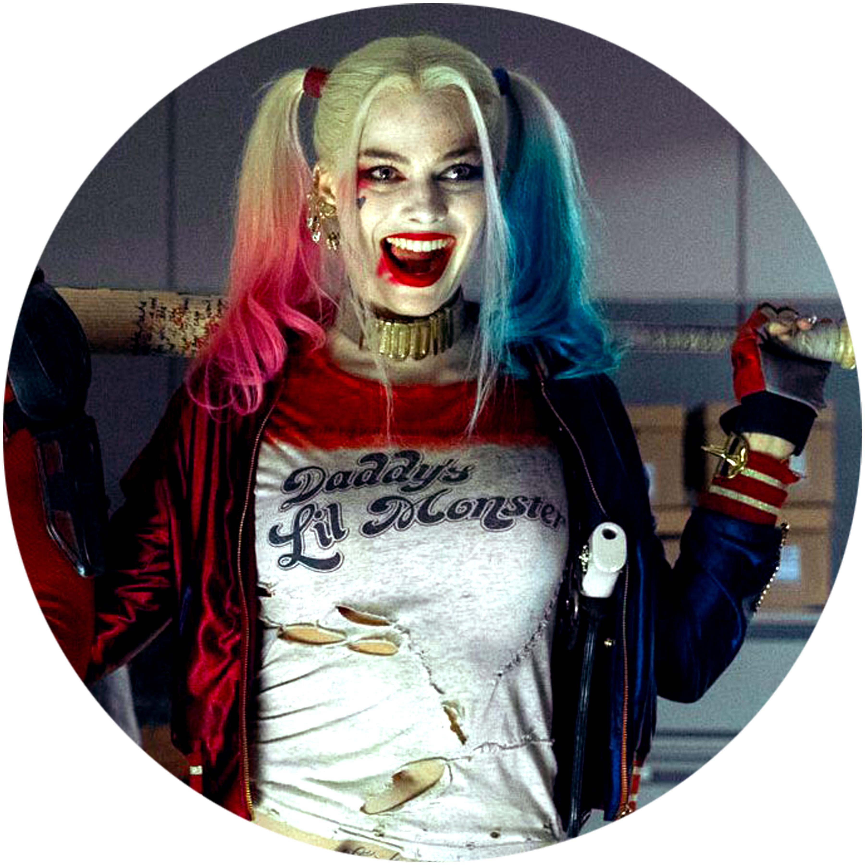 Harley Quinn/SLIPMAT