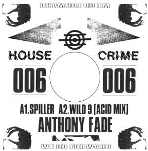 Anthony Fade/HOUSE CRIME VOL. 6 12""