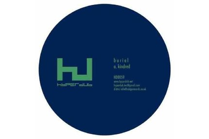 Burial/KINDRED EP 12""