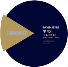 David's Lyre/HEARTBEAT REMIXES 12""