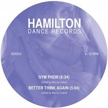 """Marcos Cabral/HAMILTON DANCE 002 12"""""""