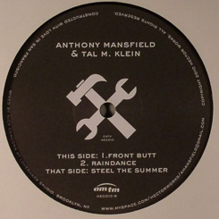 AM-TM/STEEL THE SUMMER EP  12""
