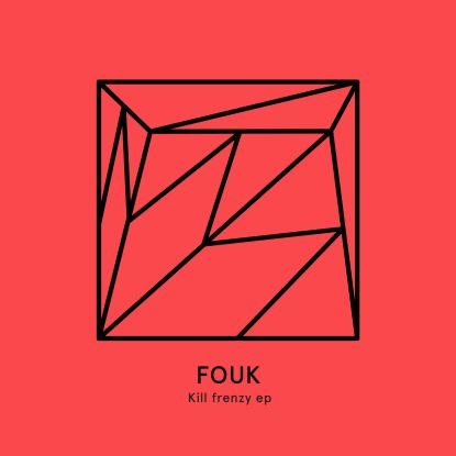 Fouk/KILL FRENZY EP 12""