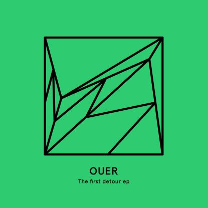 """Ouer/THE FIRST DETOUR EP 180G 12"""""""