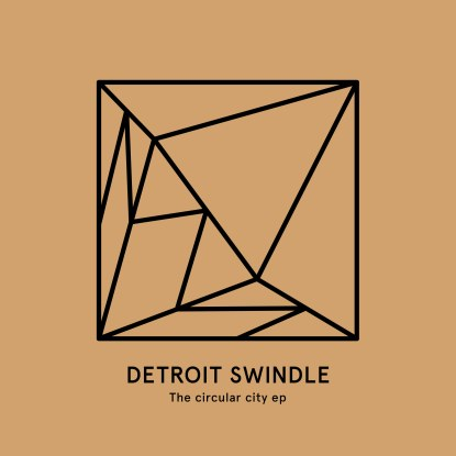 "Detroit Swindle/CIRCULAR-HERBERT RMX 12"""