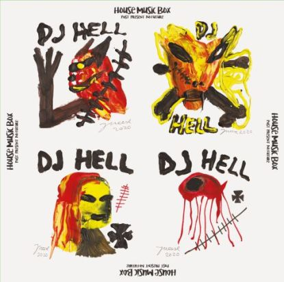 DJ Hell/HOUSE MUSIC BOX DLP