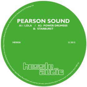 "Pearson Sound/STARBURST EP 12"""