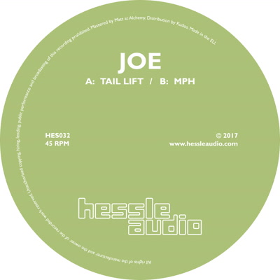 Joe/TAIL LIFT 12""