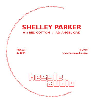 Shelley Parker/RED COTTON 12""