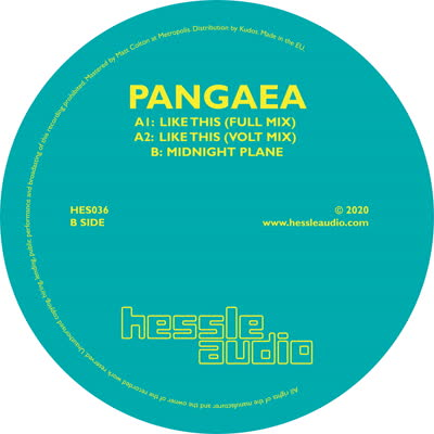 Pangaea/LIKE THIS 12""