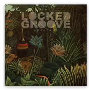 "Locked Groove/HERITAGE EP D12"""