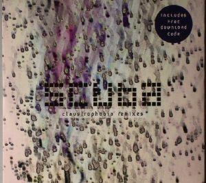 Scuba/CLAUSTROPHOBIA REMIXES CD