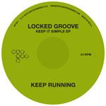 """Locked Groove/KEEP IT SIMPLE 12"""""""