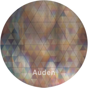 """Auden/WALL TO WALL EP 12"""""""