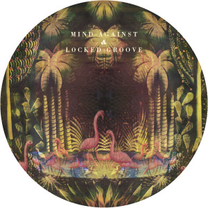 Mind Against & Locked Groove/ELYSIUM 12""