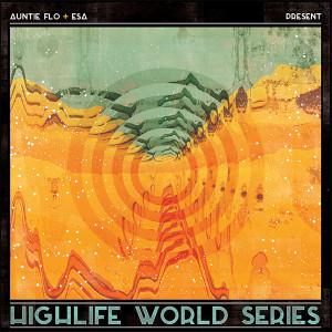 "Auntie Flo & Esa/WORLD SERIES - CUBA 12"""