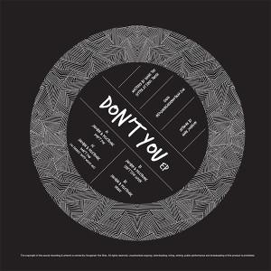 "Jakobin & Peletronic/DON'T YOU EP 12"""